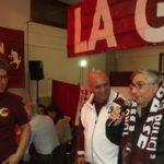 Da sinistra, Merco Beltrami, Stefano Venneri e don Gianni
