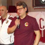 "Marco Beltrami, presidente Toro Club Villarbasse ""Paolo Pulici"""