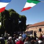 Festeggiamenti per i 25 anni di gemellaggio tra Villarbasse e Chignin