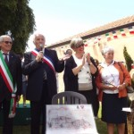 Festa 25 anni di gemellaggio tra Villarbasse e Chignin