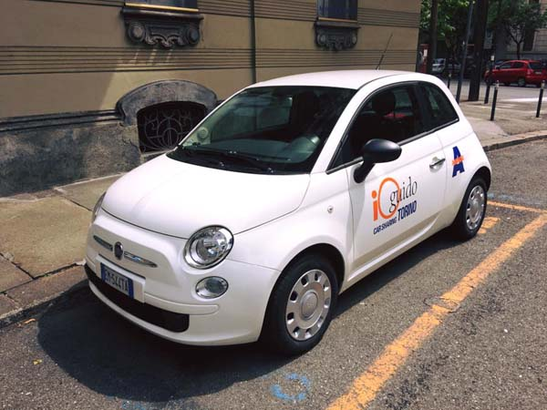 Car sharing iOguido