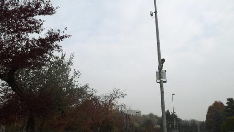 Telecamere a Villarbasse