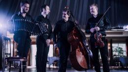 Quatuor Caliente (Foto Alejandro Rumolino)