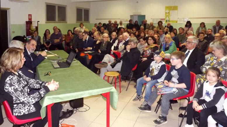 Umberto Guidoni a Villarbasse