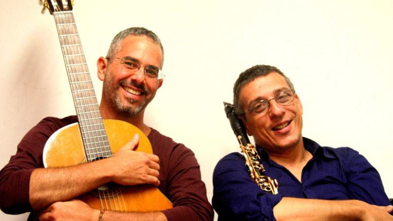 Gabiele Mirabassi e Roberto Taufic (foto Marta Picciché)