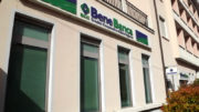 La filiale della Bene Banca di Rivoli