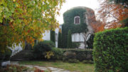 La villa di Rivoli sede della Collezione Cerruti