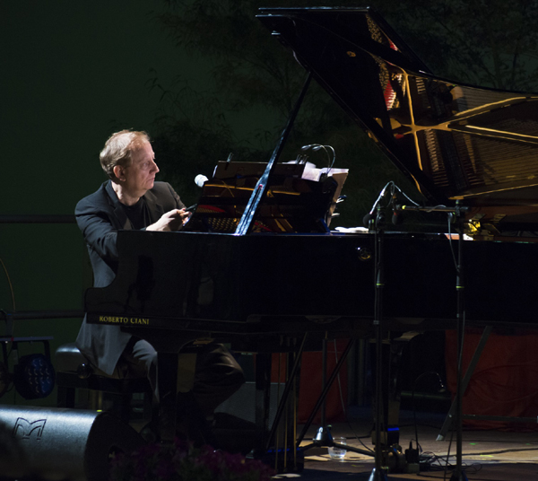 Wim Mertens (foto Michele Faliani)