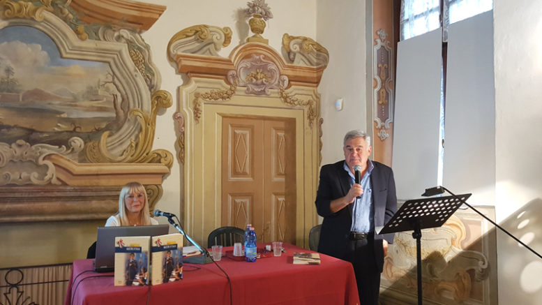 Bruna Bertolo e Piero Leonardi