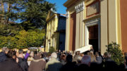 Funerale Claudia Canalis