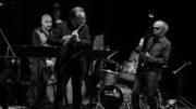 Giuseppe Nova e Rino Vernizzi Jazz Trio-(foto DavideTarozzi)