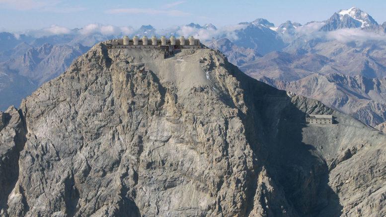 Forte Chaberton (foto Roberto Guasco)