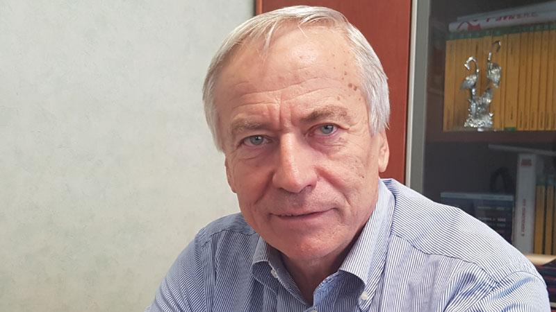 Eugenio Aghemo, sindaco di Villarbasse