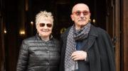 Beppe e Miriam Rosso