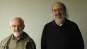 Da sinistra, Gianni Coscia e Gianluigi Trovesi (Foto Roberto Masotti)