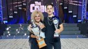 Federica Gili con Siba a The Coach