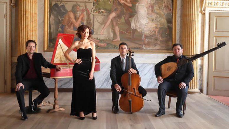 Ensemble Sonar d'Affetto (foto ArtCam)
